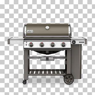 Barbecue Weber Genesis II E-410 Weber-Stephen Products Propane Weber Genesis II E-310 PNG
