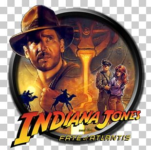 Michael Land Indiana Jones And The Fate Of Atlantis Indiana Jones And The Infernal Machine Indiana Jones And The Last Crusade PNG
