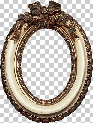 Oval Frames Shape PNG