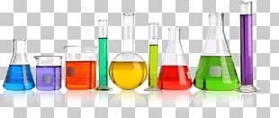 Laboratory Glassware Chemistry Beaker Science PNG