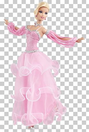 Dancing With The Stars Barbie PNG