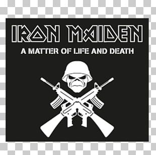 Iron Maiden A Matter Of Life And Death Eddie Live After Death Heavy Metal PNG