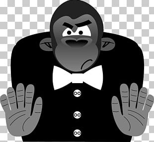 Ape Computer Icons Western Gorilla PNG