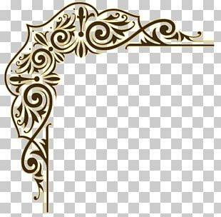 Borders And Frames Graphics Decorative Borders PNG