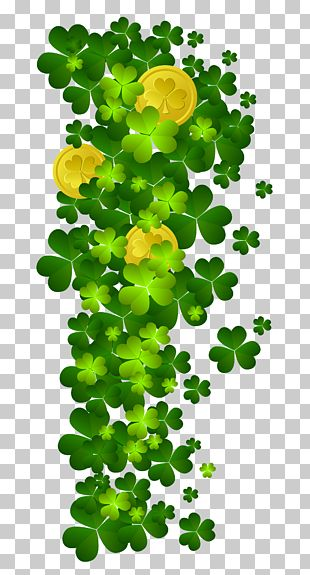 Shamrock Saint Patrick's Day PNG
