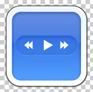 Electric Blue Symbol Font PNG