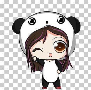 Giant Panda Chibi Drawing Anime Kavaii PNG