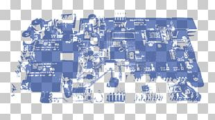 Microcontroller Electronics Printed Circuit Board Electronic Engineering Electrical Network PNG