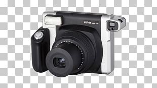 Photographic Film Fujifilm Instax Wide 300 Instant Camera PNG