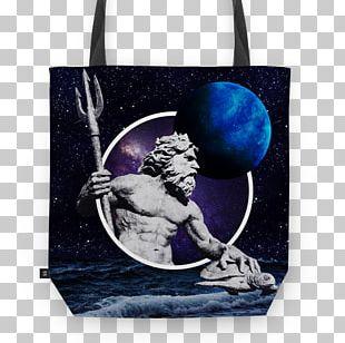 Tote Bag Sea Greek Mythology Deity PNG
