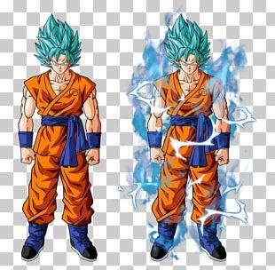 Goku Vegeta Majin Buu Dragon Ball Z: Ultimate Tenkaichi Uub PNG