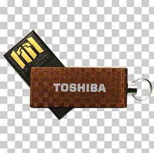USB Flash Drives Toshiba Secure Digital FlashAir Flash Memory Cards PNG