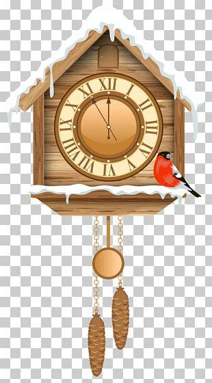 Cuckoo Clock Pendulum Clock PNG