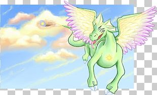Horse Fairy Cartoon Dragon PNG