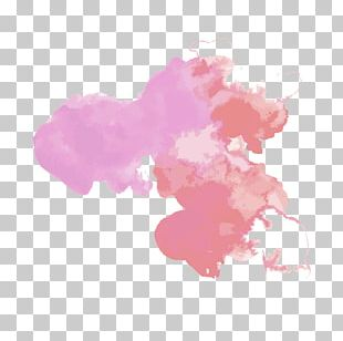 Watercolor Painting Stain Drawing PNG