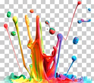 Art Printing Color Paint PNG