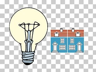 Incandescent Light Bulb Lamp PNG