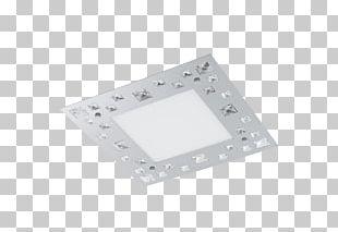 Light-emitting Diode Crystal EGLO LED Lamp Light Fixture PNG