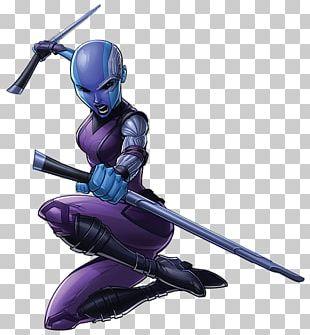 Nebula Action & Toy Figures Marvel Comics Marvel Cinematic Universe Figurine PNG