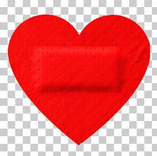 Shape Heart Red PNG