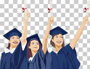 Graduation Ceremony Career Résumé Academic Dress Graduate University PNG
