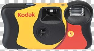 Kodak Photographic Film Disposable Cameras Photography PNG