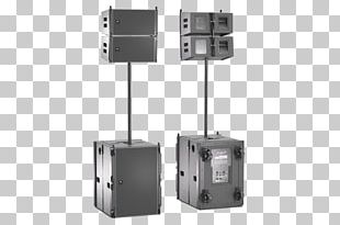 Line Array Loudspeaker Public Address Systems Sound Professional Audio PNG