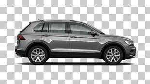 2018 Volkswagen Tiguan Car Sport Utility Vehicle Volkswagen Caddy PNG
