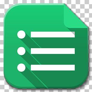 Angle Symbol Green PNG