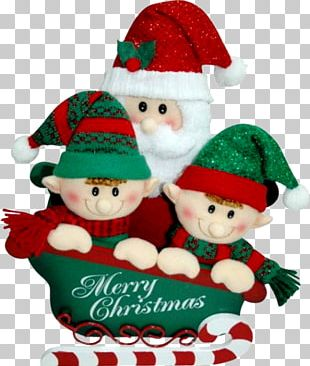 Christmas Ornament Santa Claus (M) Christmas Day PNG