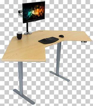 Standing Desk Computer Desk Sit-stand Desk PNG