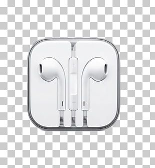 IPhone 5 Apple Earbuds AirPods Microphone Headphones PNG