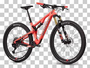 Santa Cruz Bicycles Mountain Bike Cross-country Cycling PNG