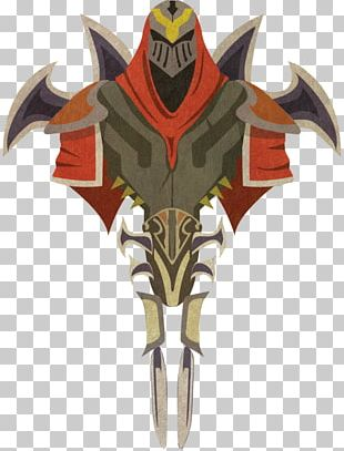 League Of Legends Zed Blade Video Game PNG