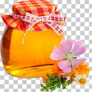 Pine Honey Bee Nectar Creamed Honey PNG