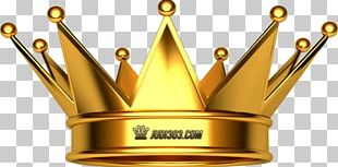 Gold Crown Computer Icons PNG