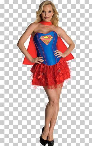 Superwoman Wonder Woman Supergirl Superhero Costume PNG