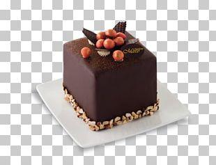 Chocolate Cake Sachertorte Petit Four Praline PNG