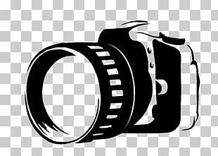 Photography Camera Lens Drawing PNG