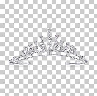 Tiara Graff Diamonds Jewellery Crown PNG