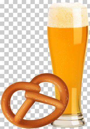 Beer Glasses Oktoberfest Pretzel German Cuisine PNG