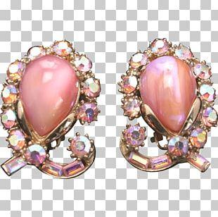 Pearl Earring Body Jewellery Jewelry Design PNG