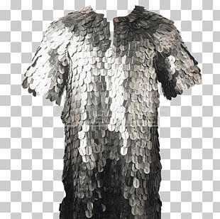 Scale Armour Mail Hauberk Knight PNG