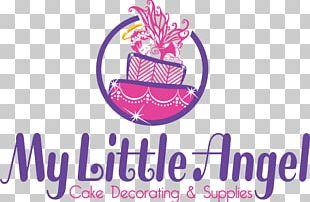 Angel Food Cake Birthday Cake Cake Decorating Logo PNG