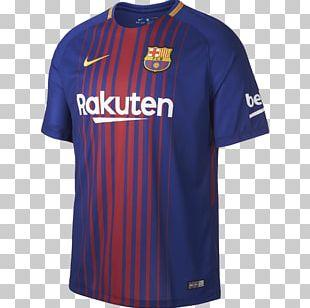 FC Barcelona T-shirt Sports Fan Jersey La Liga Football PNG