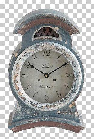 Mantel Clock Wood Mora Clock Distressing Fireplace Mantel PNG