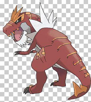 Pokémon Charizard Salamence Dragon Pokemon Black & White PNG