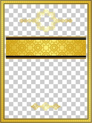 Gold Texture Mapping Template Pattern PNG
