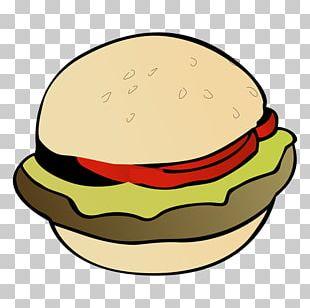 Hamburger Veggie Burger Fast Food Hot Dog Chicken Sandwich PNG