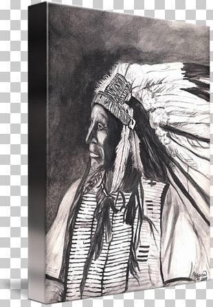 Drawing Native Americans In The United States Photography Sketch PNG